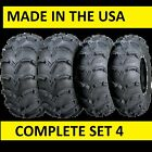 "25"" ITP MUD LITE AMERICAN MADE ATV TIRES COMPLETE SET 4 - FAST & FREE SHIPPING"