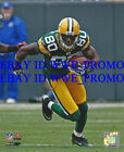 Donald Driver GREEN BAY PACKERS NFL LICENSED Football 8X10 PHOTO