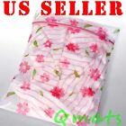 x2 NEW Laundry Fine Mesh Wash Bag Hosiery Lingerie Zipper Bag 40X50cm WHOLESALE