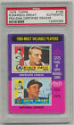 ROGER MARIS GROAT 1975 TOPPS #198 SIGNED AUTOGRAPHED PSA DNA AUTO 12454365