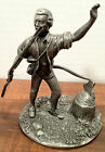 The First Citizen, Pewter Figure by Franklin Mint, 1974