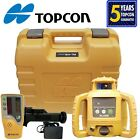 2 New Topcon RL-H4C Rotating Laser Levels - 2 DB Packages Shipped in Single Box