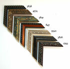Custom Picture Frame - VARIOUS ORNATE Series 1 - Any Size! Diplomas & Photos