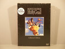 Monty Python and the Holy Grail (DVD, 2003, 2-Disc Set, Collector's Edition) NEW