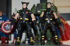 marvel legends x-men custom ultimate wolverine rare