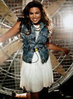JORDIN SPARKS AUTHENTIC SIGNED 16X12 PHOTO AFTAL & UACC IN PERSON A