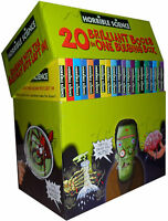 Horrible Science Collection 20 Bulging Books Set Brand New RRP: £ 99.80