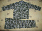 02's series China PLA Winter Combat Camouflage Jacket、Trouser