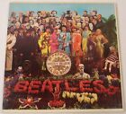 THE BEATLES Sgt Pepper's Lonely Hearts 1967 First press LP Mono Rainbow MAS2653
