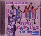 Ultimate Rock Roll CD Volume 3 Collectables 50s 60s Petula Clark Troggs Box Tops