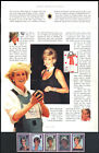 1997 Great Britain LADY DIANA Stamp Pack S2