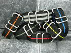 Top New 20mm Nylon Black Diver Strap 3 Rings Stripe Watch Band ZULU Maratac