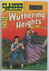 CLASSICS ILLUSTRATED #59 - Wuthering Heights