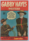 GABBY HAYES WESTERN #4 - Photo covers - Crowley