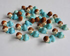 25 Baby BOYS Shower Favors Decorations Craft Cake 1""