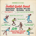 Solid Gold Soul Vol 1 USA Juke Box EP With Picture Sleeve - Solomon Burke,
