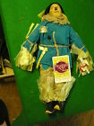 """1987 WIZARD OF OZ Doll by Presents Hamilton Gifts SCARECROW 12+"""" ...........SALE"""