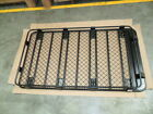 HD Powder Coated Aluminium Roof Rack Cage for Nissan Patrol GQ GU 220cm Length