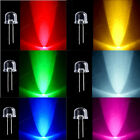 Total 60PCS LED Light Lamp 10mm Red Green Blue Yellow White Mixed 6 Colors