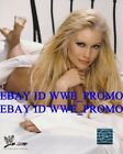WWE Wrestling OFFICIAL LICENSED PHOTO FILE GLOSSY PROMO DIVA 8x10 SABLE