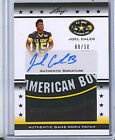 Joel Caleb 12 Leaf US Army Autograph Patch Card /10