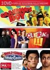 Grandmas Boy / Clerks 2 / Harold and Kumar Go To White Castle New DVD R4 Sealed