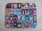 Mexican Wrestlers Luchadores Mousepad - Nice!