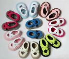 Lovely Cute Handmade Crochet Shoes Newborn Baby Boy Girl Photograph New 8 Color
