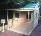 "THE ""EMERALD"" BRAND NEW OUTDOOR WOODEN TIMBER KIDS CUBBY HOUSE AUSTRALIAN MADE"