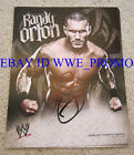 WWE Wrestling Randy Orton The Viper SIGNED Autographed 8X10 PROMO PHOTO #123DS