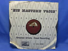 VINTAGE HMV B. 4480 UK 78 PAUL ROBESON WERE YOU THERE? / BY AN' BY VG CONDITION