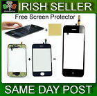 iPhone 3gs touch screen Digitizer Mid frame assembly mic microphone speaker IE