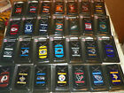 NEW NFL Engravable Neck Tag / Military Dog Tags - All 32 NFL Teams Available!