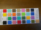 "20 PIECES 2mm (assorted or colors of your choice) CRAFT FOAM SHEETS 12""X18"""