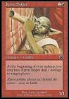 Kyren Sniper FOIL X1 NM Mercadian Masques MTG Magic Cards Red Goblin