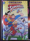 COMIC CON SDCC 2012 DC: SUPERMAN FAMILY ADVENTURES COMIC BOOK