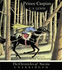 BOOK/AUDIOBOOK CD Age 8+ C.S. Lewis PRINCE CASPIAN THE CHRONICLES OF NARNIA