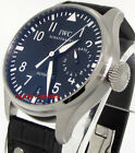 IWC Classic Big Pilot Steel Black Mens Watch IW500401 !