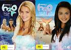 H2O JUST ADD WATER Season 3 Volume 1 + 2 NEW (4-DVD) h20 mermaids tv series