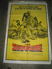 THE SEDUCERS / ORIGINAL U.S. ONE-SHEET MOVIE POSTER (EDWIGE FENECH)