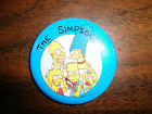 The Simpsons---Button---1 3/4""