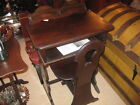 Small desk and chair, Davis Birely Table Co.