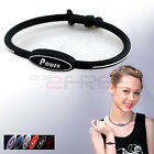New Titanium Healthy Power Ion Sports Bracelets Wristband Balance Body Free Ship