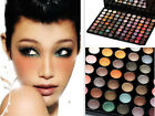 Pro 88 Warm Color Eyeshadow Palette Shimmer Eye Shadow Makeup Set 2 Brushes 05#