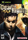 *NEW* Dead to Rights for Xbox (2002) *FREE S&H*