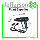 Panel Beating HEATGUN KIT 1500W 2 speed BRAND NEW IN THE BOX WITH TAX RECIEPT