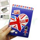 Cute PVC Identity Card Passport Holder Protect Cover CASE For Travel Journey