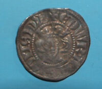 1272-1307 Edward I Penny Hammered Silver Coin London Mint