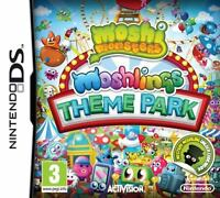 Moshi Monsters: Moshlings Theme Park (Nintendo DS) NEW & Sealed
