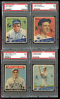1934 Goudey Bill Terry New York Giants #21 PSA 1 Graded Baseball Card